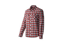 Mammut Shepody Shirt Long Men smoke-inferno